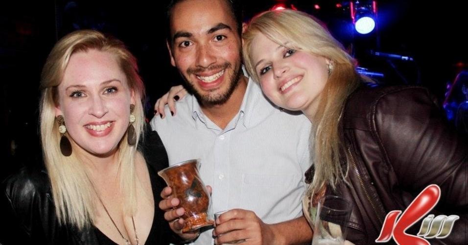27.jan.2013 - Letícia Vasconcellos foi uma das vítimas do incêndio que matou mais de 230 pessoas, em sua maioria jovens, na boate Kiss, em Santa Maria (RS)