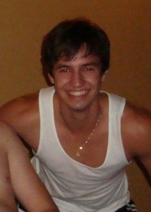 27.jan.2013 - Marcelo de Freitas Salla Filho era de Santa Maria e estudava no Centro Universitário Franciscano. Ele foi uma das vítimas do incêndio que matou mais de 230 pessoas, em sua maioria jovens, na boate Kiss, em Santa Maria (RS)