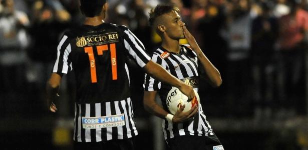 4e5fb6b1d568f Era Neymar impulsiona Santos a rivalizar com Corinthians em sócios- torcedores