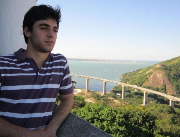 27.jan.2013 - Vagner Rolim Marostega era estudante de agronomia da Universidade Federal de Santa Maria. Ele foi uma das vítimas do incêndio que matou mais de 230 pessoas, em sua maioria jovens, na boate Kiss, em Santa Maria (RS)
