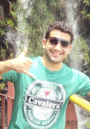 28.jan.2013 - Fernando Pellin era natural de Chapada (RS), mas morava na também gaúcha Sarandi e trabalhava na Caixa Econômica Federal