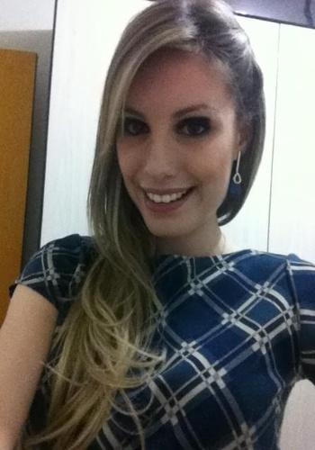28.jan.2013 - Julia Cristofali Sául também foi uma das vítimas do incêndio que matou mais de 230 pessoas, em sua maioria jovens, na boate Kiss, em Santa Maria (RS)