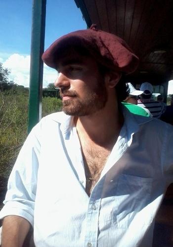 28.jan.2013 - Leonardo Karsburg foi uma das vítimas do incêndio que matou mais de 230 pessoas, em sua maioria jovens, na boate Kiss, em Santa Maria (RS)