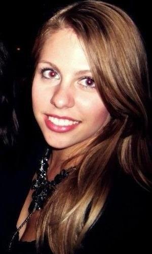 28.jan.2013 - Nascida em Ijuí (RS), a jovem Allana Willers, 18, morava em Santa Maria e estudava jornalismo na UFSM (Universidade Federal de Santa Maria)