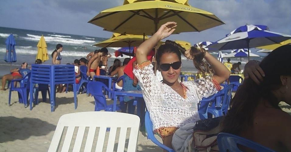 28.jan.2013 - Rhaissa Gross Cúria foi uma das vítimas do incêndio que matou mais de 230 pessoas, em sua maioria jovens, na boate Kiss, em Santa Maria (RS)