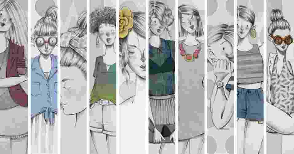 Dez dicas de styling - Arte Paola Saliby/UOL