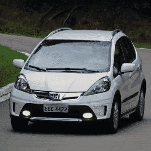 Honda Fit Twist - Murilo Góes/UOL