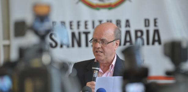 Cezar Schirmer, novo Secretário de Segurança do Rio Grande do Sul, - Jean Pimentel/Agência RBS