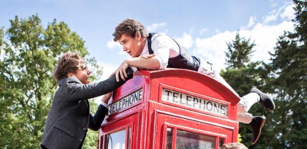One Direction vem ao Brasil para dois shows