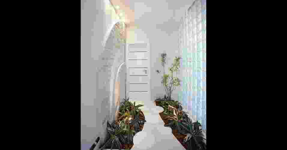 Luz dentro de casa - Divulgação