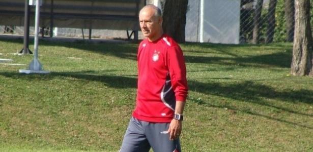 Moraci Sant'anna é o novo coordenador da preparação física no Atlético-PR