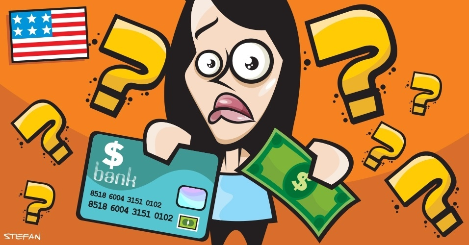 Nos EUA, os empacotadores de supermercados sempre te perguntam ?plastic or paper? quando querem saber se prefere sacolas plásticas ou de papel. Não tem nada a ver com pagamento em cartão (?plastic?) ou em dinheiro (?paper?)