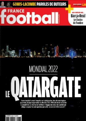 Revista francesa diz que Qatar comprou direito de sediar Copa