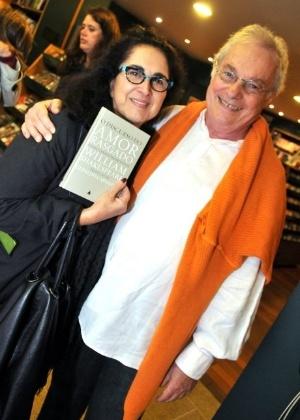 Olívia e Francis Hime farão tributo ao poeta Vinícius de Moraes na programação - Cristina Granato/Divulgação