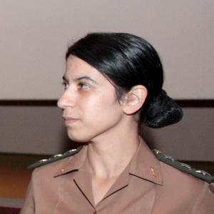 A capitã médica Daniele Dias de Mattos, que morreu no incêndio na boate Kiss, em Santa Maria (RS) - Arquivo Pessoal
