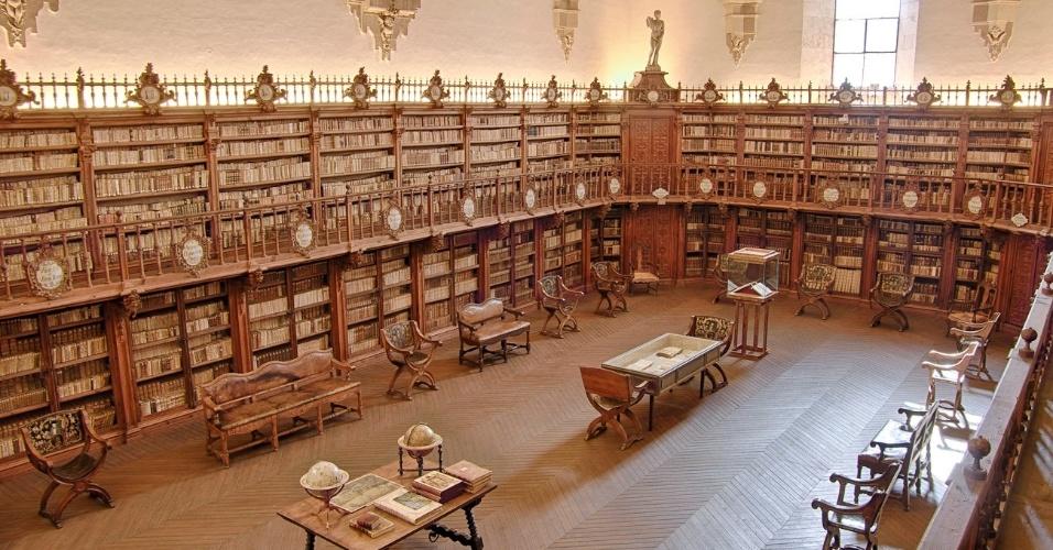 Biblioteca Geral Histórica, Universidade de Salamanca