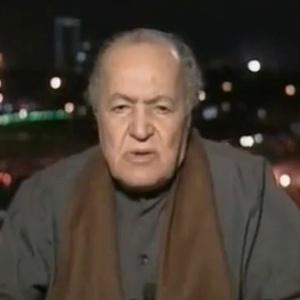 O escritor Gamal al-Banna, irmão mais novo do fundador da Irmandade Muçulmana, Hassal al-Banna, morreu ao 93 anos - Reprodução/Youtube