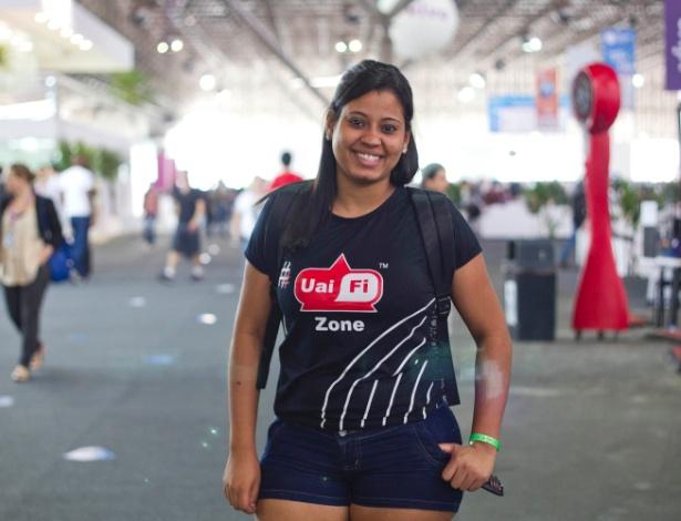 5019792fa6 Fotos  Participantes da Campus Party esbanjam estilo com camisetas e ...