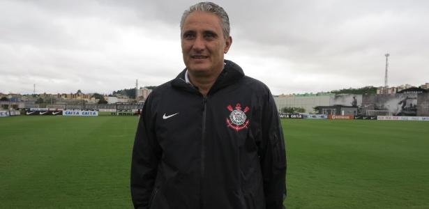 Tite em entrevista ao UOL; técnico crê que Corinthians pode repetir as façanhas de 2012