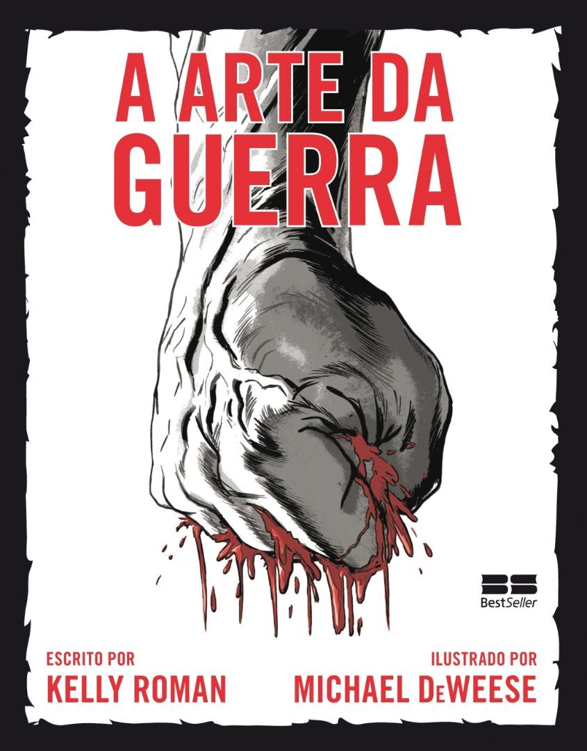 """""""A Arte da Guerra"""" tem tradução de Bruno Casotti, 352 páginas e preço sugerido de R$ 49,90"""