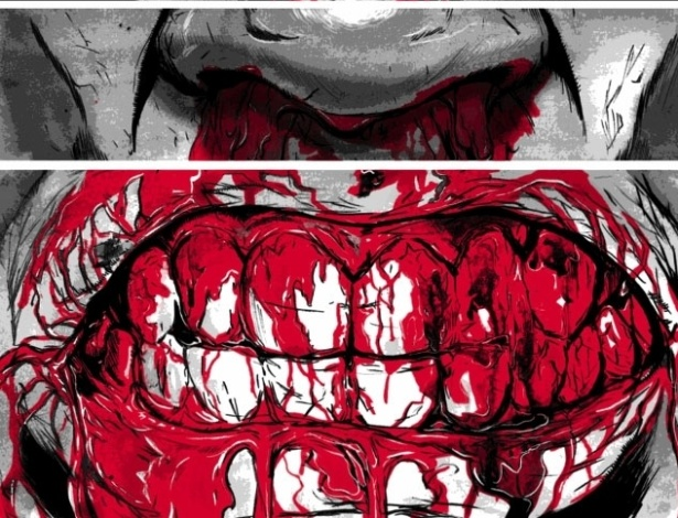 """O personagem Kelly Roman em cena da graphic novel """"A Arte da Guerra"""" - Divulgação"""