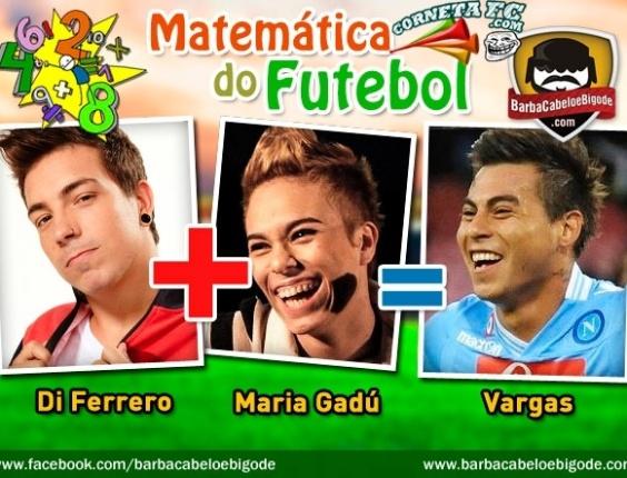 Corneta FC: Matemática do futebol explica como Vargas nasceu