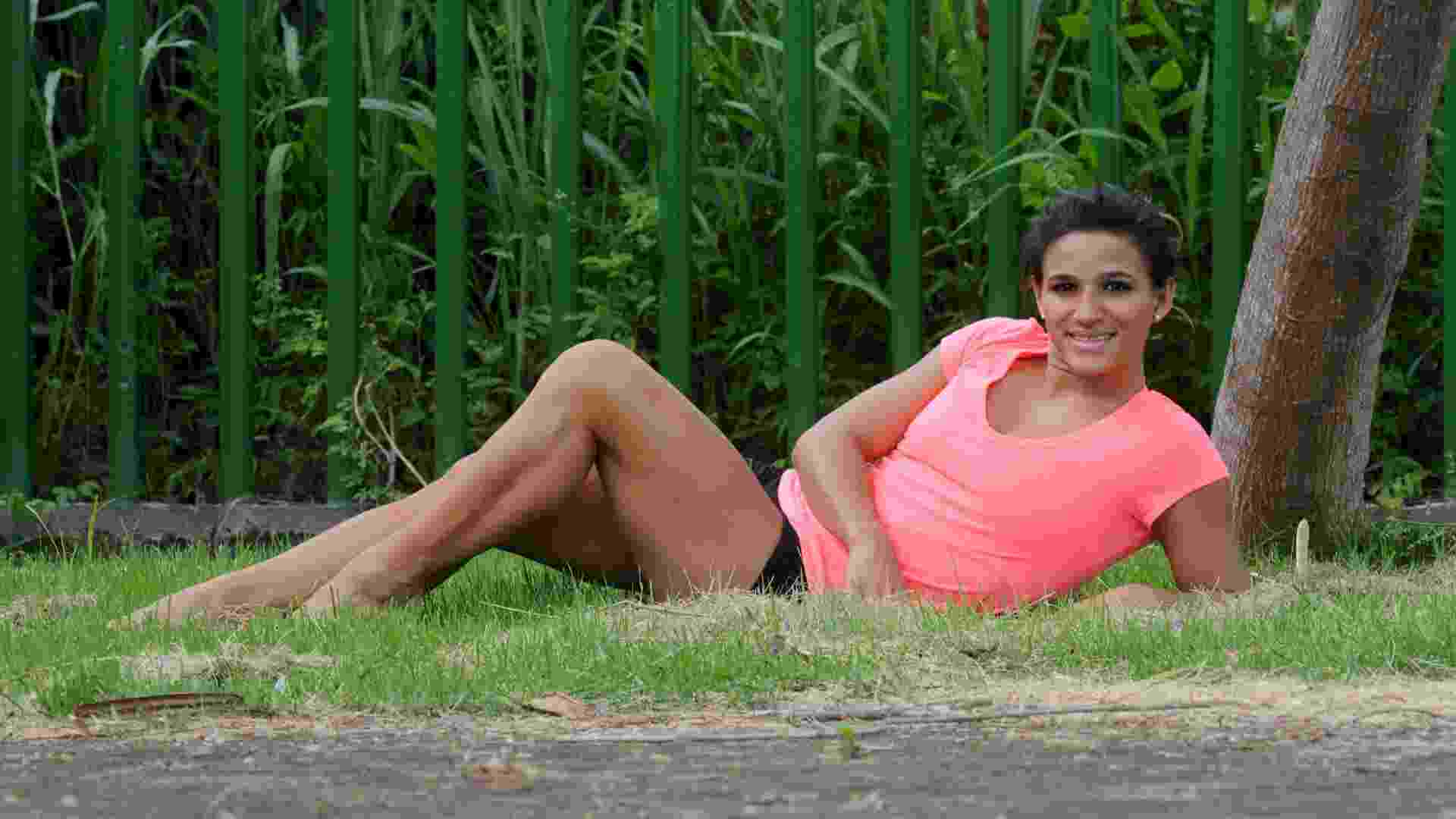 """""""É legal ser vista de outro jeito, ainda mais quando as pessoas te acham bonita"""", diz Jade, sobre a fase 'celebridade' que tem vivido - André Ricardo/UOL"""