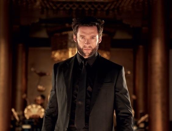 O ator Hugh Jackman aparece como o personagem dos quadrinhos em foto de