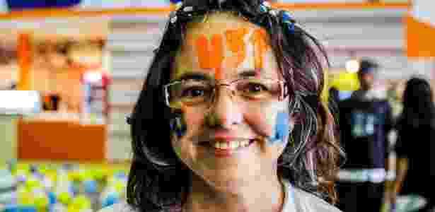 Procuradora aposentada, Lindamir agora pensa em ser professora de geografia - Leandro Moraes/UOL