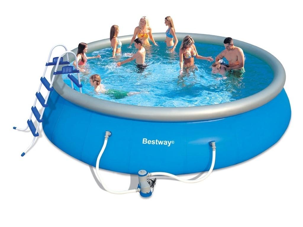 Fotos veja modelos de piscinas desmont veis para ter em for Ver modelos de piscinas