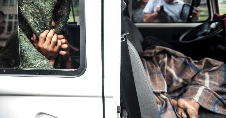 Cracolândia em SP: usuários da droga recolhidos por organização conveniada com o governo do Estado
