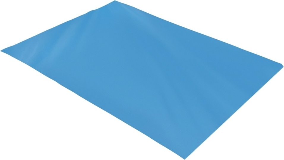 O uso de forros como esse, fabricado pela Mor em polietileno, é indicado para prolongar a vida útil da piscina e evitar rasgos. O modelo é para piscinas de 4.500 litros. À venda na Americanas.com (www.americanas.com) por R$ 59,90 (+ frete)