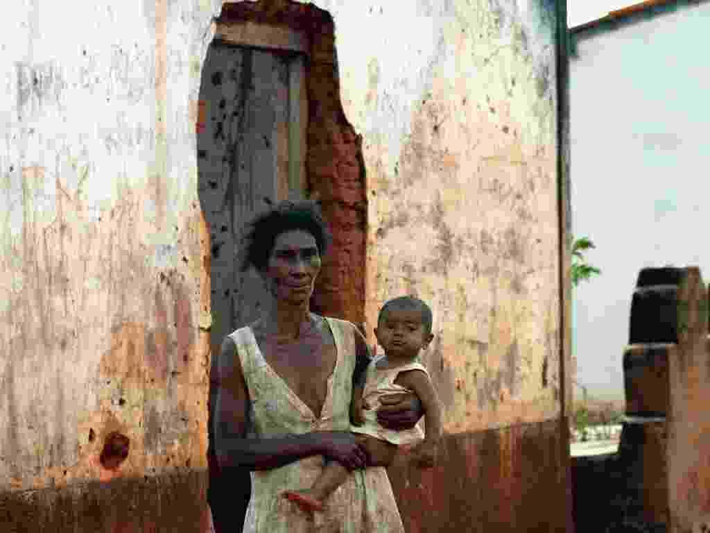 2.fev.2013 - Há dez anos, o governo federal lançava em Guaribas, no sul do Piauí, o Programa Fome Zero, com o objetivo de erradicar a miséria - Arquivo Agência Brasil