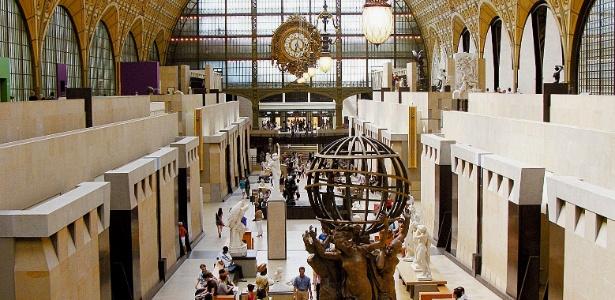 Após atentados, museus de Paris têm queda na visitação - Luís Ferrari/Folhapress