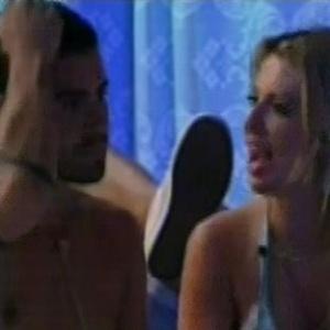 Yuri dá bronca em Fernanda