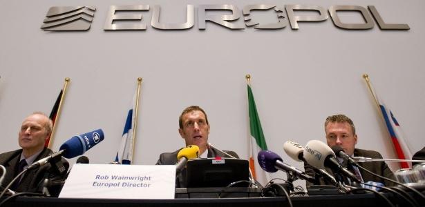 Europol investiga esquema de manipulação de jogos de futebol no mundo
