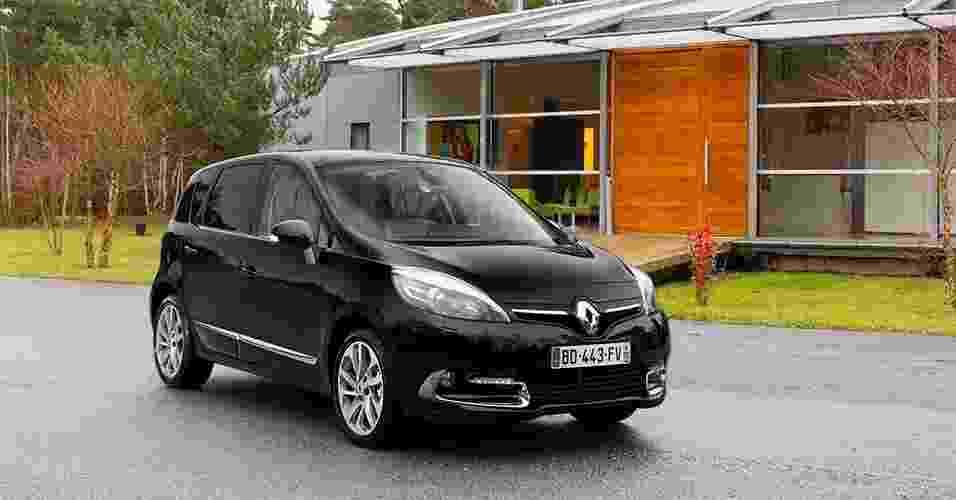 Renault Scénic 2013 - Divulgação