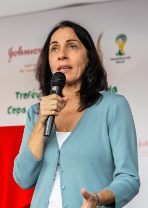 05.fev.2013 - Vice-prefeita de São Paulo, Nádia Campeão - Leandro Moraes/UOL