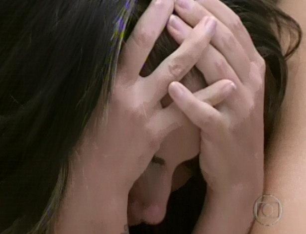 "05.fev.2013 - Yuri foi o quarto eliminado do ""BBB13"""