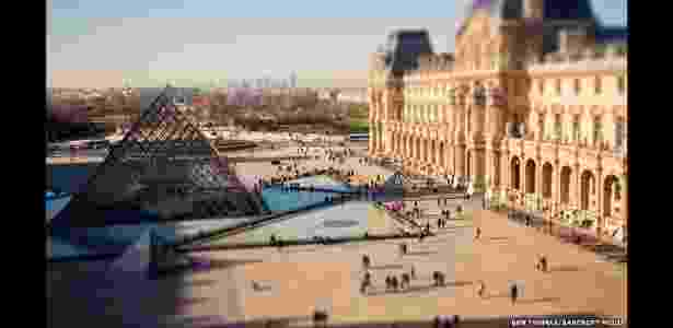 Museu do Louvre, em Paris - Ben Thomas/www.benthomas.net.au