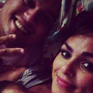 Andressa Soares, a Mulher Melancia, está namorando o cantor Thiago Soares, do Bom Gosto
