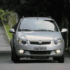 Fiat Palio Weekend Trekking 1.6 16V - Murilo Góes/UOL