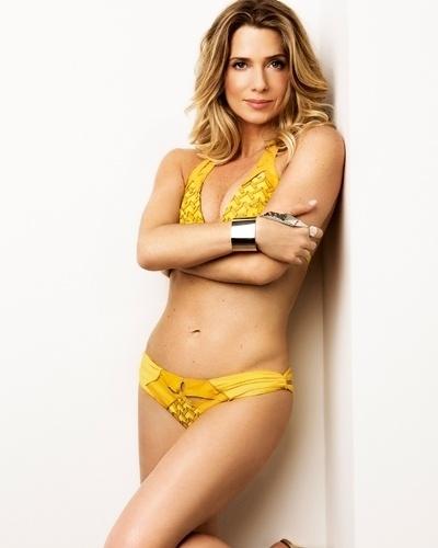 Letícia Spiller - capa da Boa Forma de fevereiro