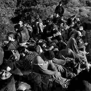 6.fev.2013 - Fotógrafo cruza as Américas para retratar imigração - Kadir van Lohuizen/NOOR