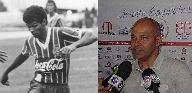 Charles integrou time do Bahia campeão brasileiro de 1988 e é ídolo do clube até hoje
