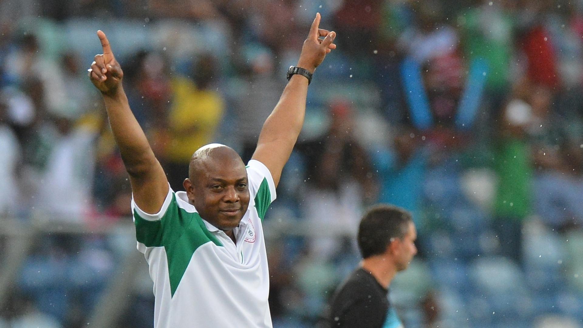eba7e998b3 Ex-técnico da seleção da Nigéria