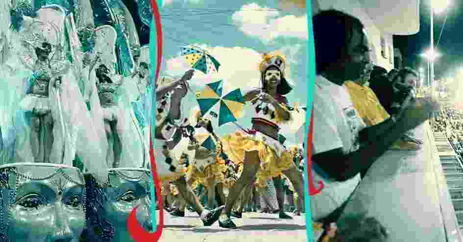 Abre Carnaval - Arte UOL