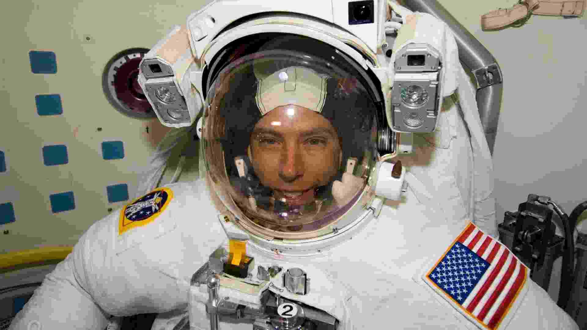 Astronautas não choram - Nasa