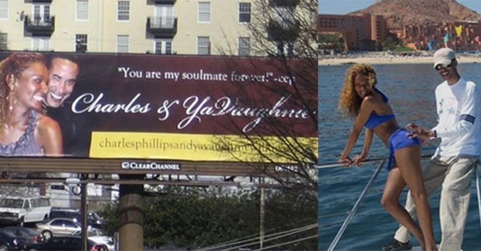 Charles Phillips, co-presidente da Oracle, acabou num escândalo após sua amante revelar fotos pessoais, tanto na internet como nas ruas de Nova York, Atlanta e San Francisco: YaVaughnie Wilkins divulgou vários cartazes com fotos do casal, em janeiro de 2010. Phillips admitiu o relacionamento extraconjugal, que durou oito anos e meio