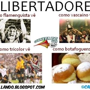 Corneta FC: Ponto de vista carioca sobre a Libertadores